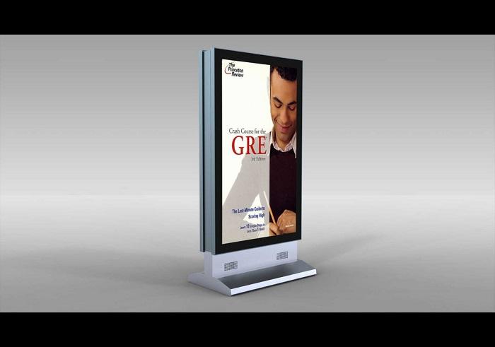 广告招牌灯箱材料对质量的要求