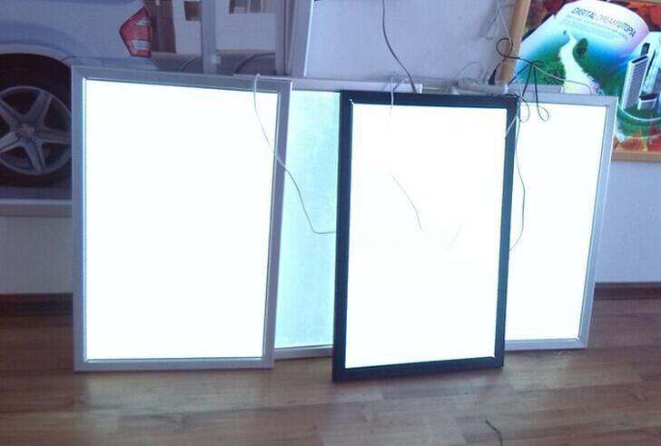LED超薄灯箱安装说明